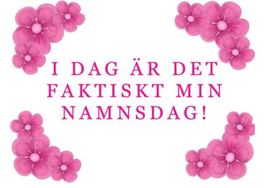 The swedish name day screen shot 2015 12 31 at 153745 reheart Choice Image