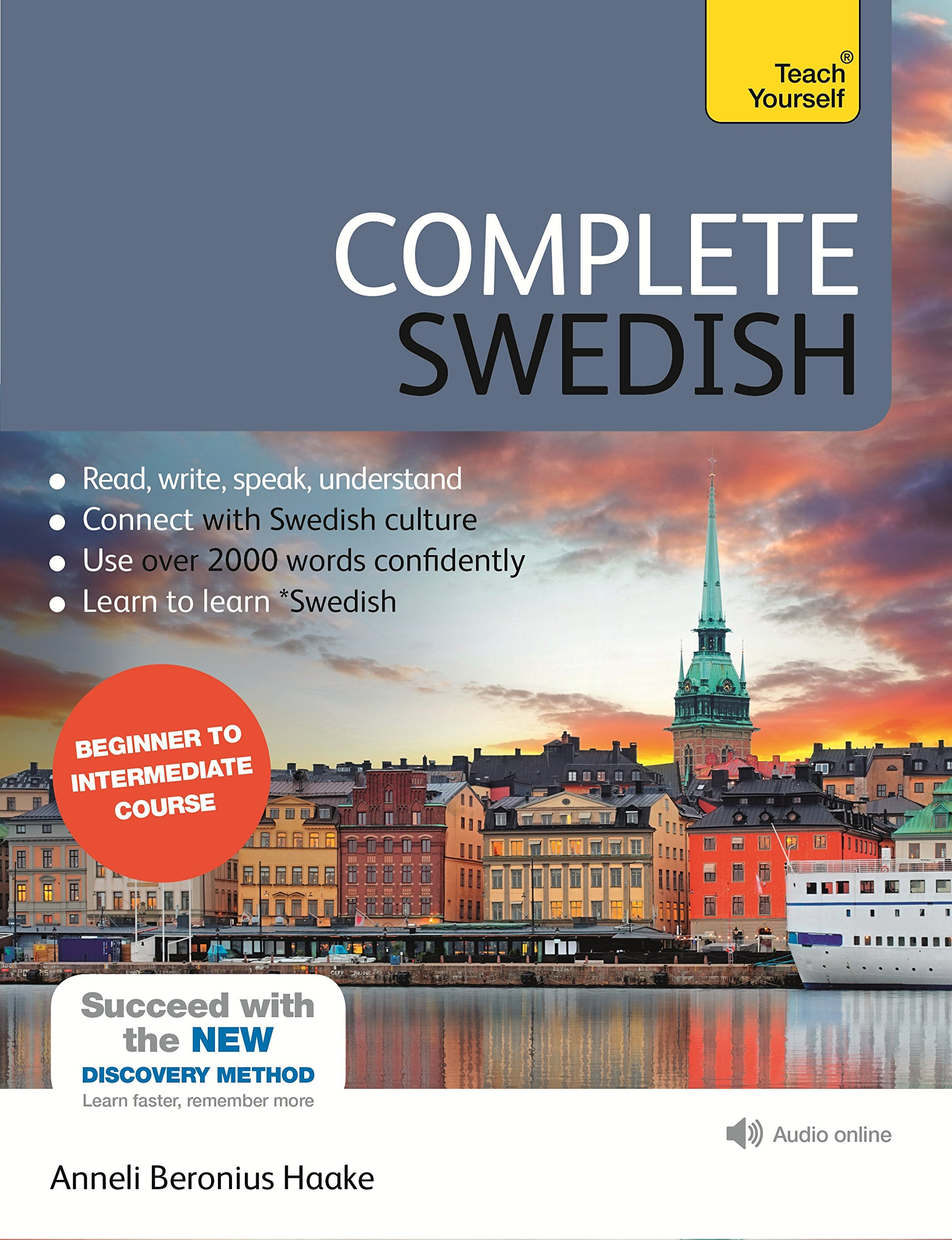 Teach Yourself Complete Swedish now out