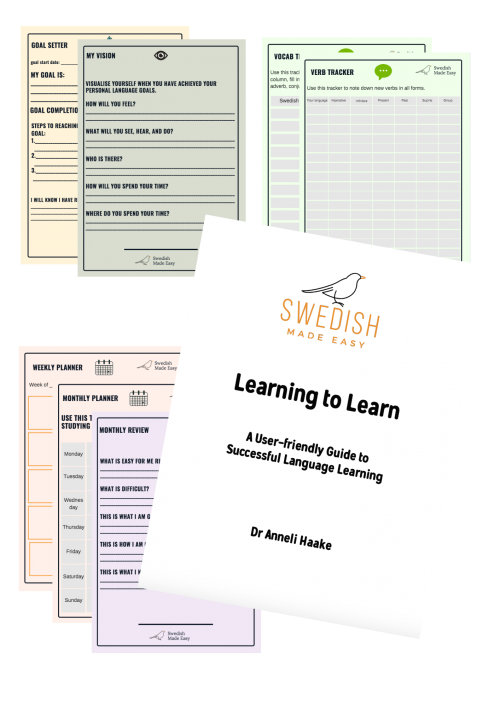 Language habit toolkit (12)